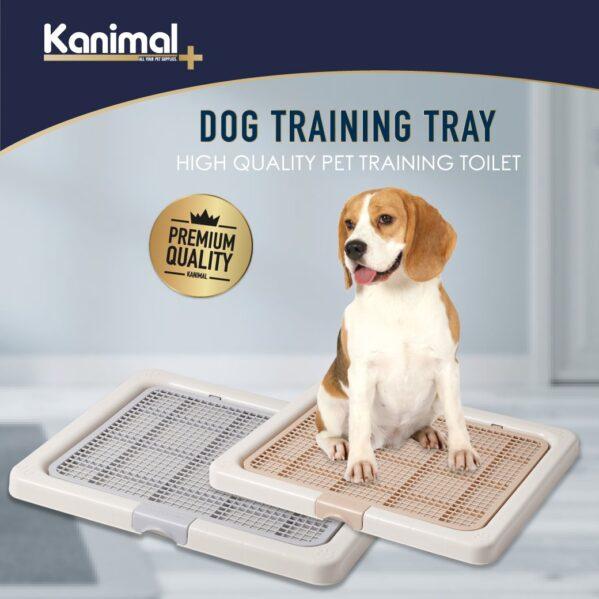 Kanimal Dog Training Size L Beige Color